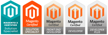 Magento qualifications